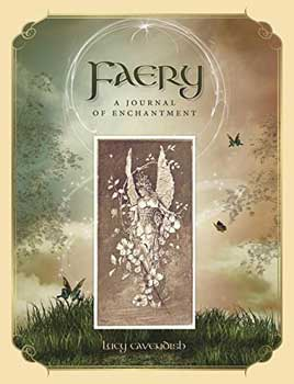 Faery lined journal by Lucy Cavendish