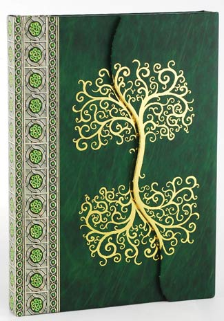 Celtic Tree journal (hc)