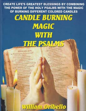 Candle Burning Magic with the Psalms