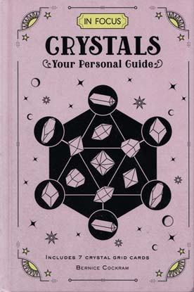 Crystals, your Personal Guide (hc) by Bernice Cockram