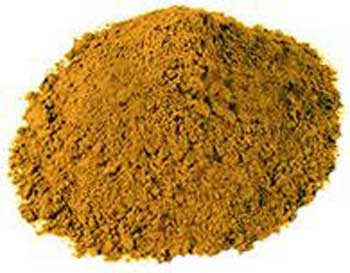 Sandalwood pwd Yellow 2oz