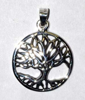 Tree of Life sterling