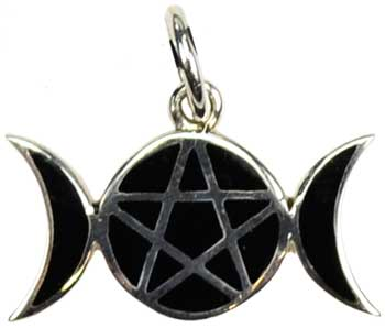 Pentagram Moons sterling