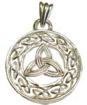 Celtic Pendant and Charms
