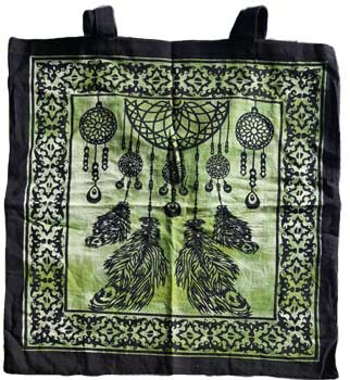 Dream Catcher Tote Bag