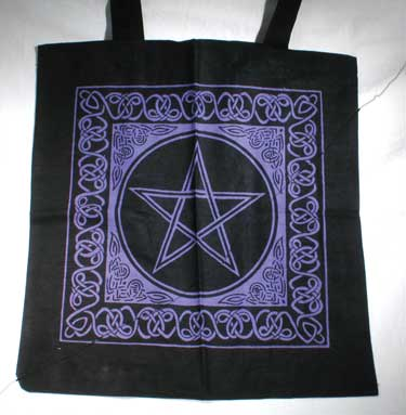 Bag Celtic Upright Pentacle
