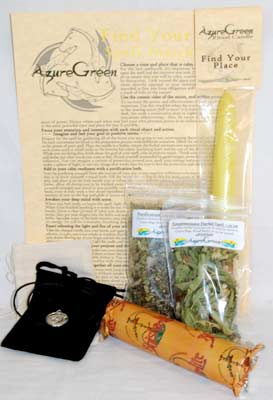 Find Your Place Ritual Kit