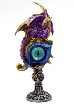 "10"" Dragon with Sacred Eye"
